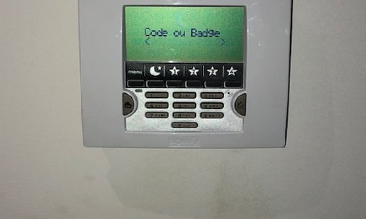Connect Inside Belfort - Installateur de sécurité