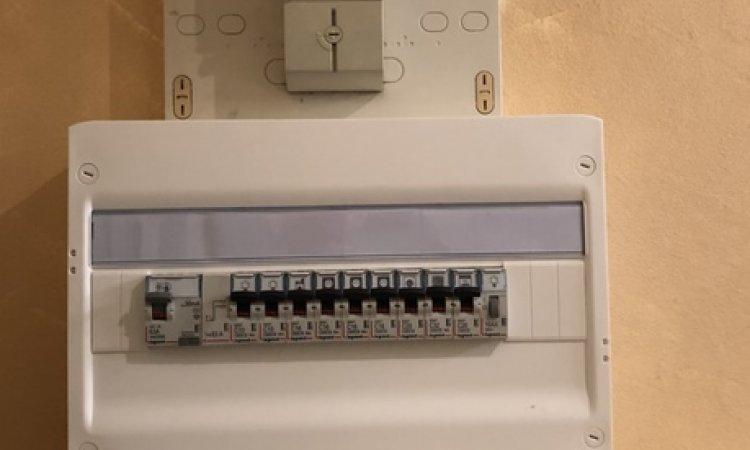 Remise aux normes de tableaux électriques
